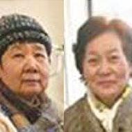 高橋美佐子さん(左)白石光代さん(右)(地域リビングボランティア)
