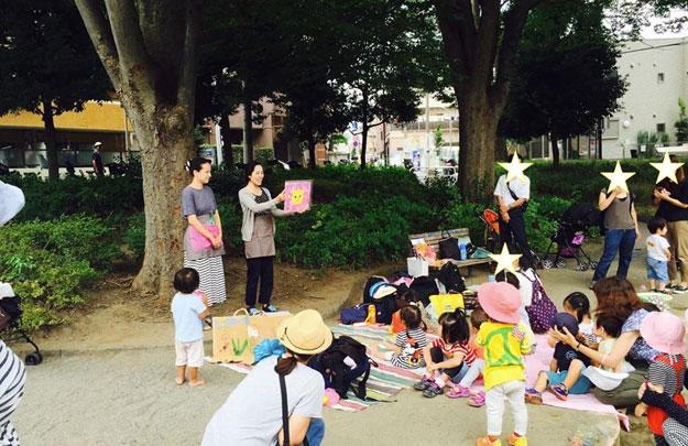 プレ プレパークに遊びに行って来ました!@下赤塚公園