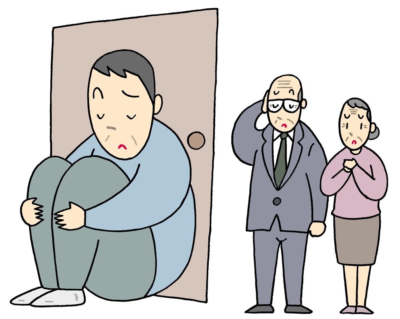 『ひきこもり』の長期化・高齢化という問題について