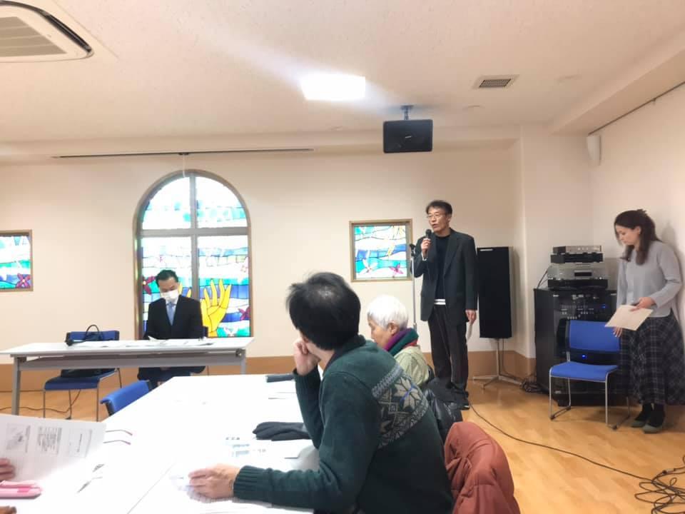 いたばし未来ラボ:高島平グランドデザイン勉強会を開催しました!