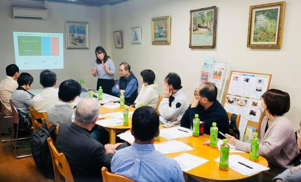 『新たなコミュニティ拠点についての研究会』を開催