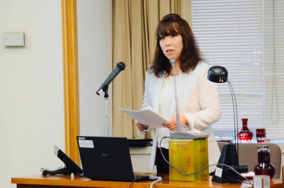 板橋区予算審査特別委員会(2020/2/28)無所属の会の総括質問